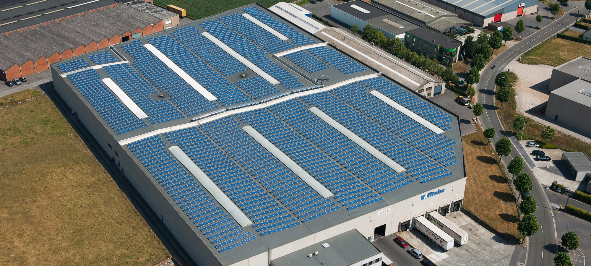 Commercial Solar | Origis Energy