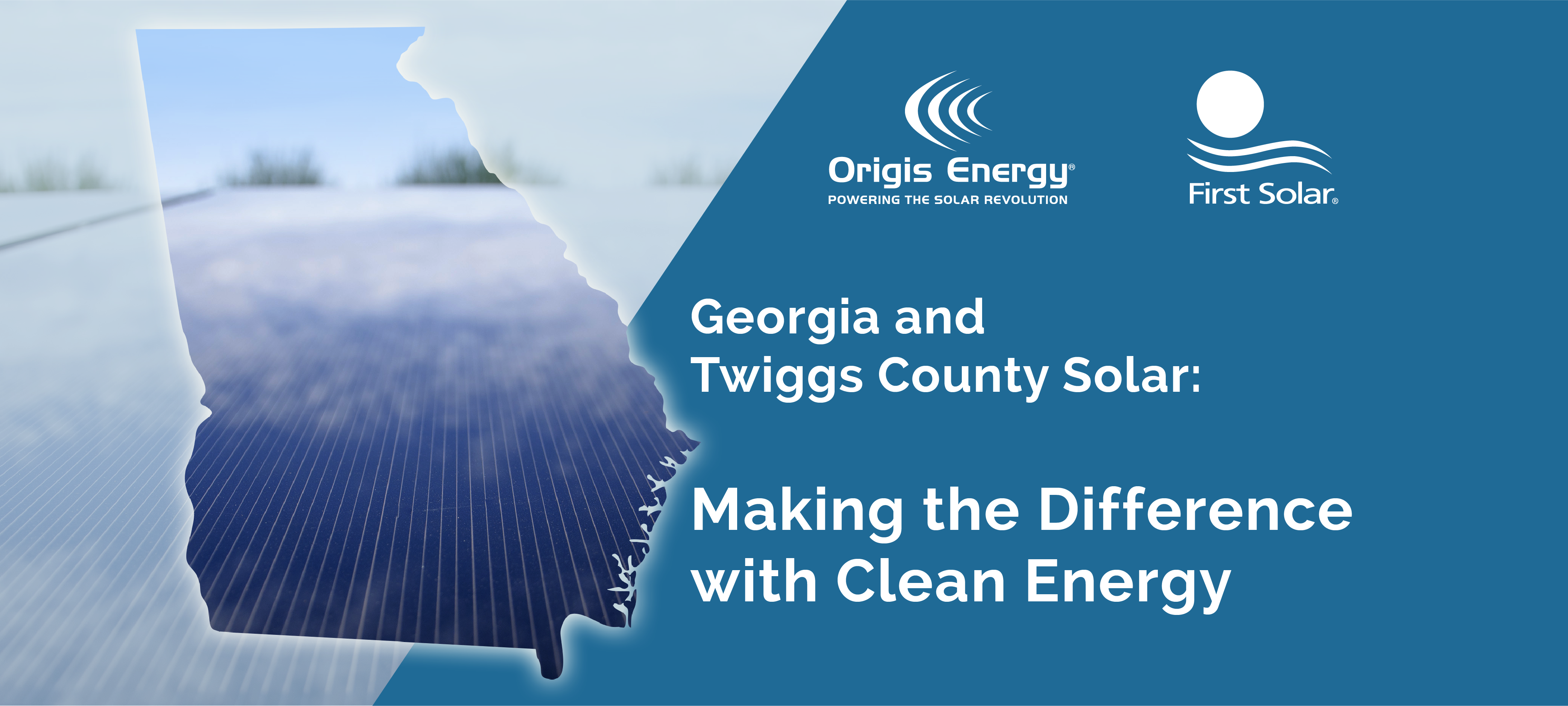 Georgia and Twiggs County Solar: Making the Difference with Clean Energy