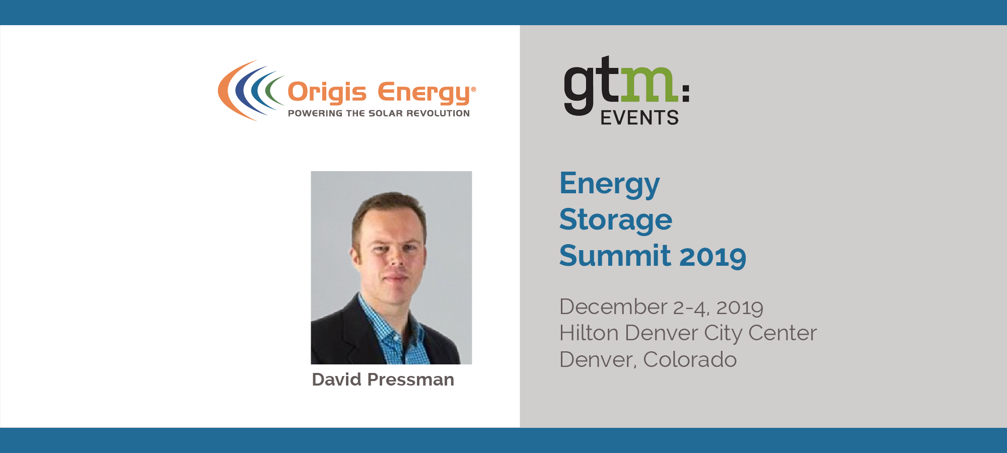 GTM Energy Storage Summit image